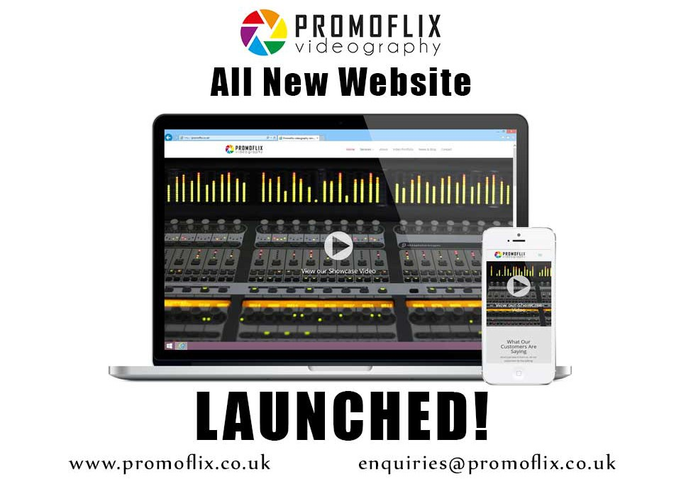 promoflix.co.uk Launched!