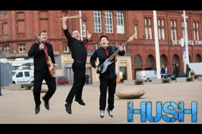 Hush Party Band Promotional Video