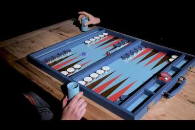 Bone Club promo video Lancashire // Backgammon sets